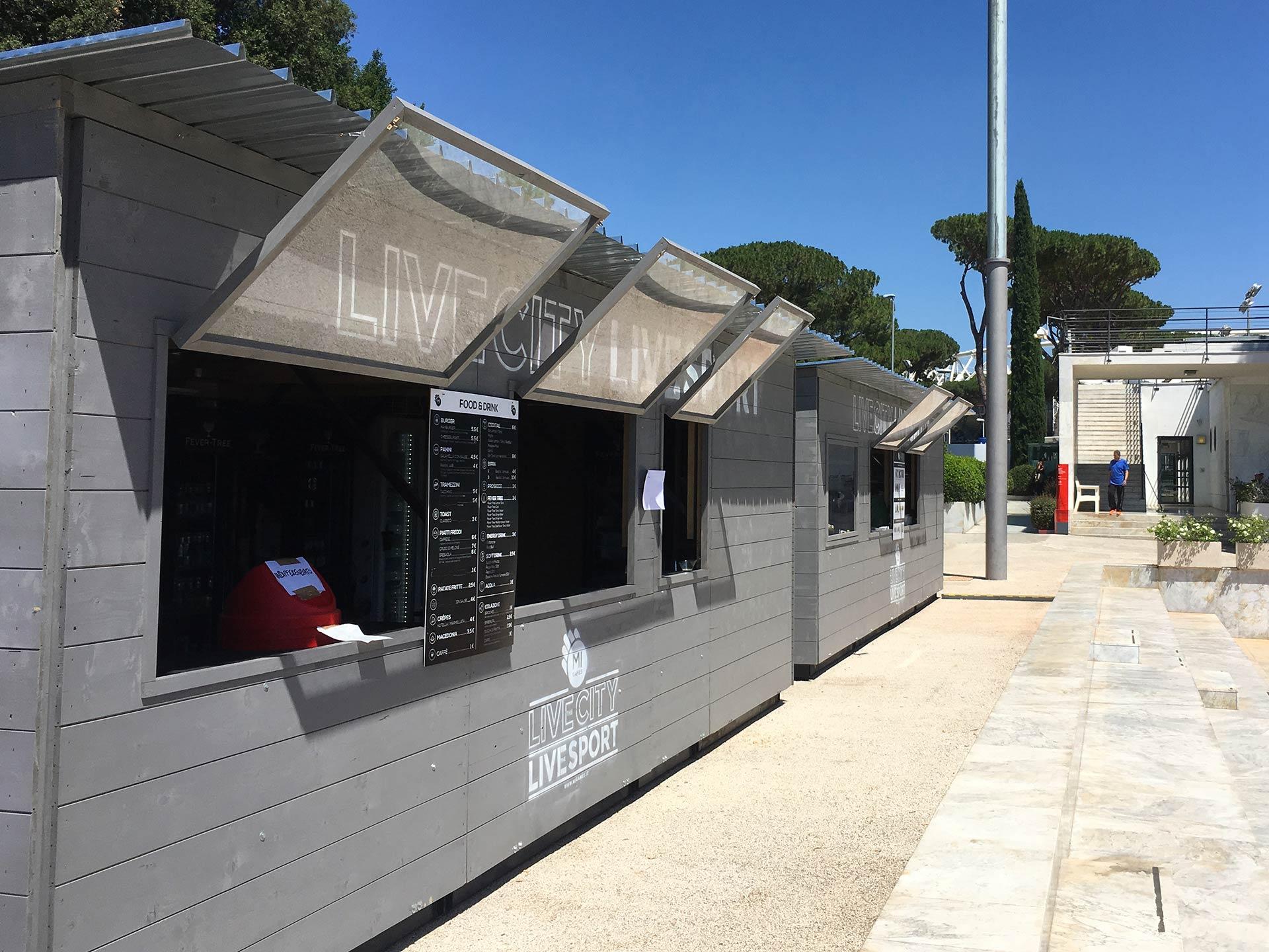 Casetta check-in - Noleggiocampi.it