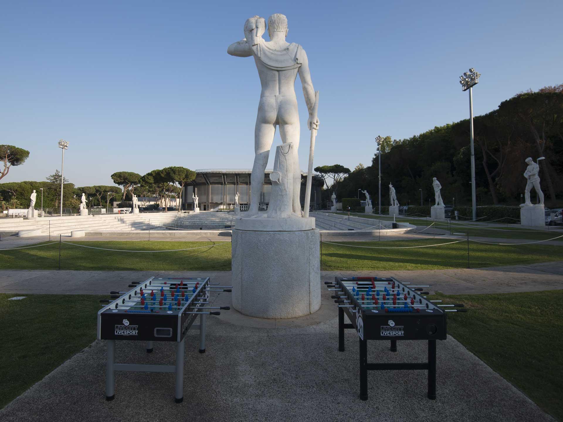 Calcio balilla - Noleggiocampi.it