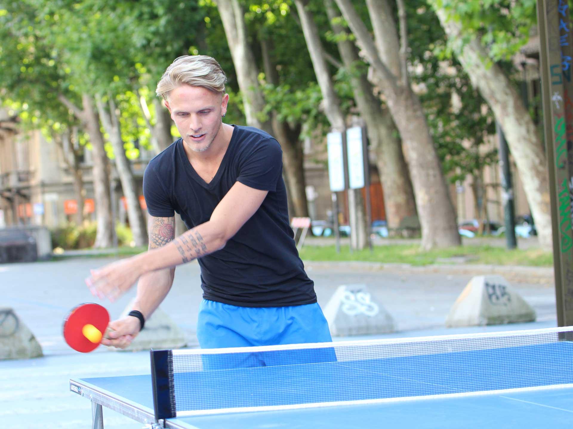 Ping Pong personalizzati vendita e noleggio - Noleggiocampi.it